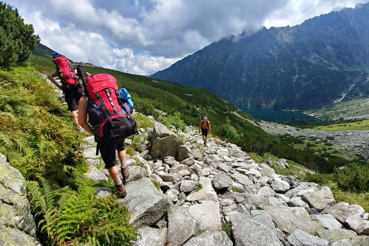 Turistická akce Vysoké Tatry