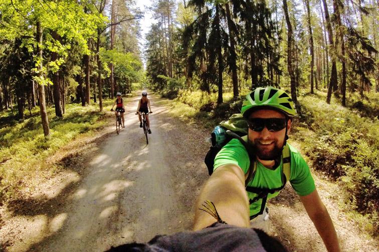 Cykloturistická akce – Třeboňsko