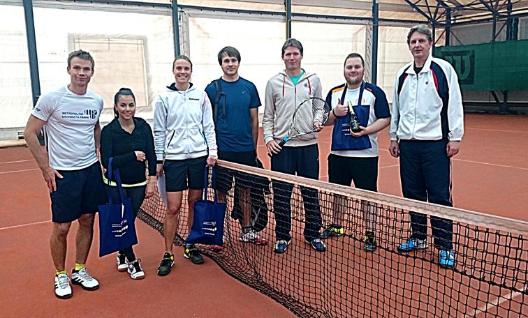 Vánoční turnaj v tenise – čtyřhra
