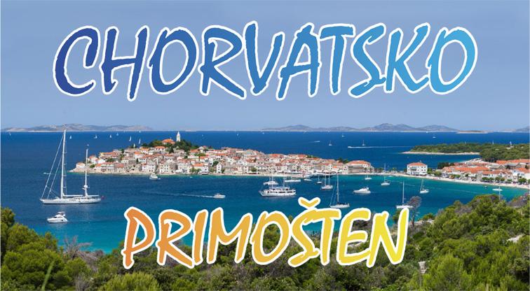 Aktivní pobyt u moře – Chorvatsko
