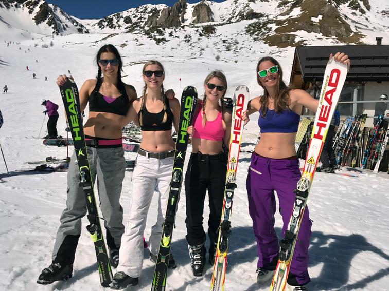 Zahraniční lyžařská akce – Tonale/Ponte di Legno