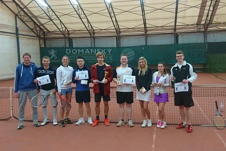 Tenisový turnaj ve čtyřhře