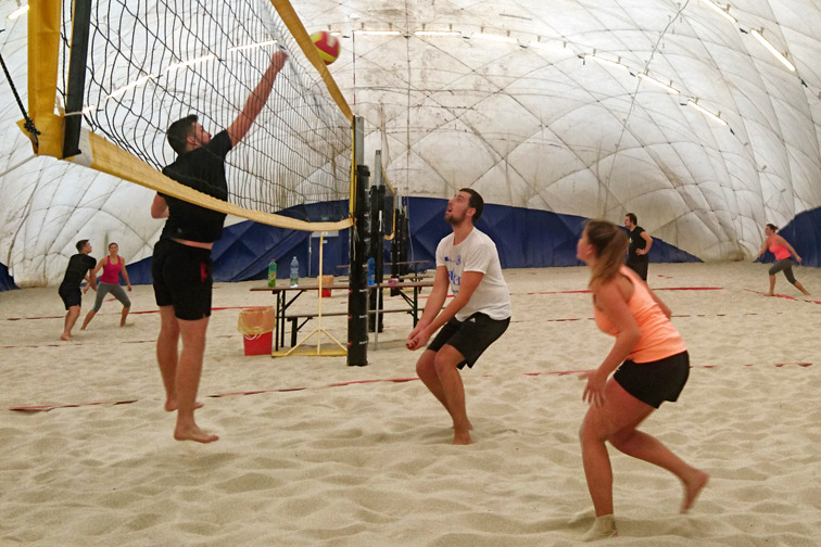 Beach volejbal – turnaj dvojic