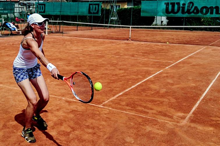 Tenisový turnaj ve dvouhře