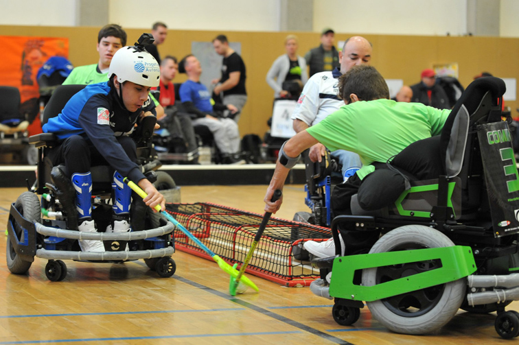 Prague Powerchair Open