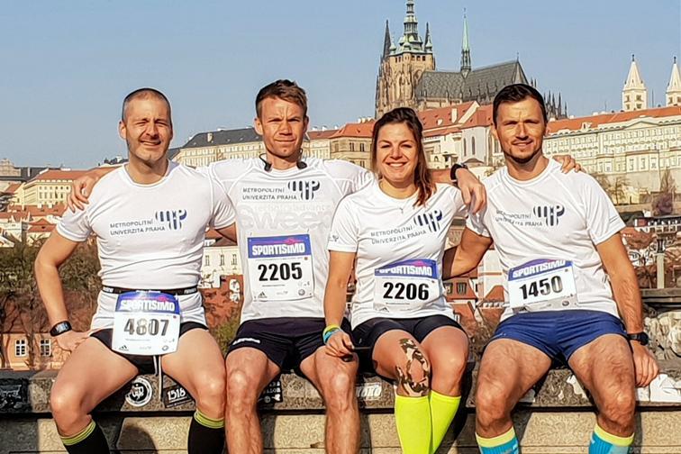 MUP na Sportissimo ½ Maratonu
