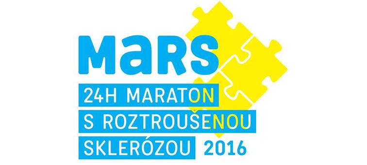 Maraton s roztroušenou sklerózou 2016